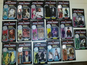 Star Wars Vintage Kenner Action Figures