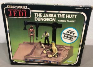 Star Wars Vintage Kenner Boxed Sets