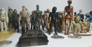 Star Wars Vintage Kenner Action Figures