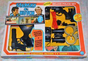 Starsky and Hutch Police Set