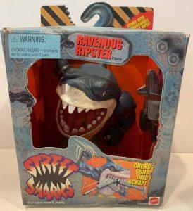 Street Sharks Mattel 1996 Action Figures