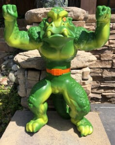 Stretch Armstrong 1979 Mattel Krusher Monster Action Figure