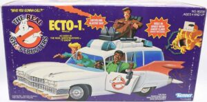 Ghostbusters Kenner Boxed Vehicles