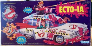 Ghostbusters Kenner Action Figure Vehicles