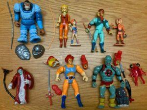 Thundercats LJN Action Figures