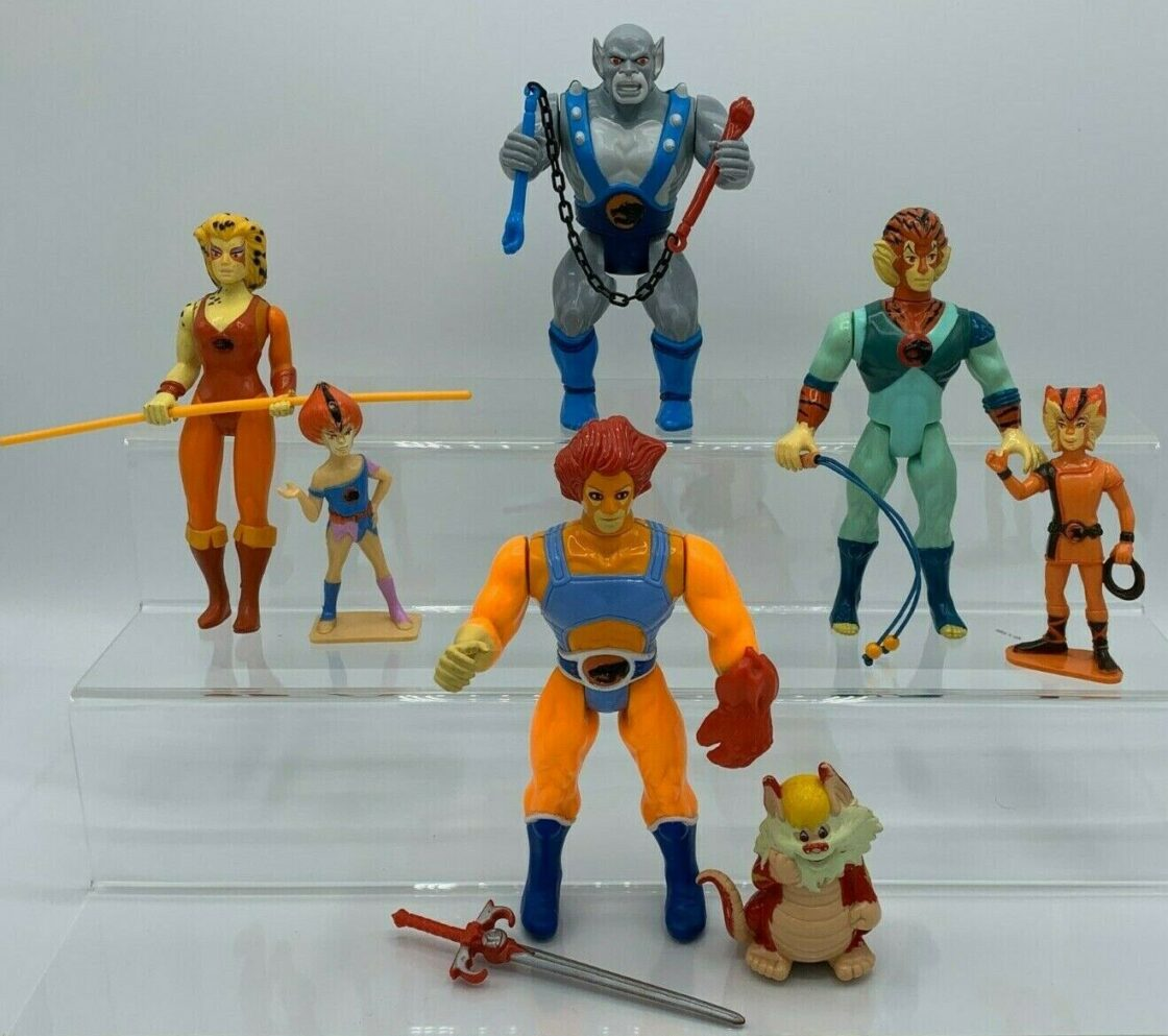 LJN Thundcats Toys and Collectibles