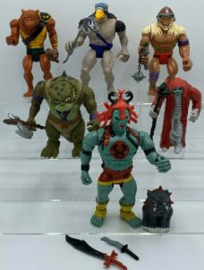 Who Buys ThunderCats Toys for Cash?