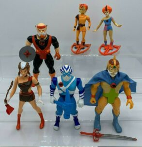 Where are the Best Places to Sell ThunderCats Toys for Cash?