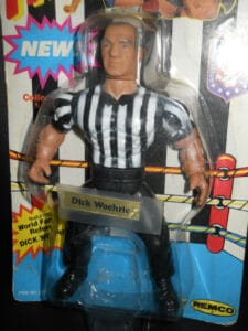 AWA Remco Wrestling Action Figure