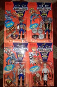 Biker Mice Galoob 1993 Toys