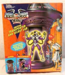 Biker Mice Galoob 1993 Action Figures Boxed