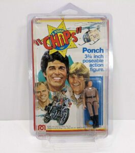 Mego Chips Ponch Action Figure Packaged
