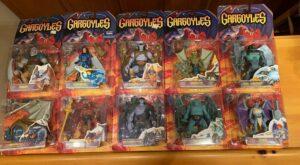 Gargoyles Kenner Action Figures Sealed