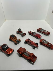 Hot Wheels Redline Car Collection
