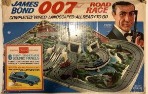 James Bond 007 1965 Gilbert Toy