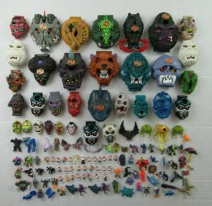 Mighty Max Bluebird Toy Collection