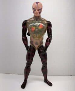 Pulsar Mattel Vintage Action Figure