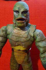Universal Monsters Creature from the Black Lagoon Vintage Colgate Soakies
