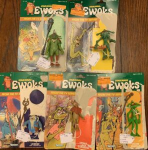 Best Place To Sell Old Toys Star Wars Ewoks