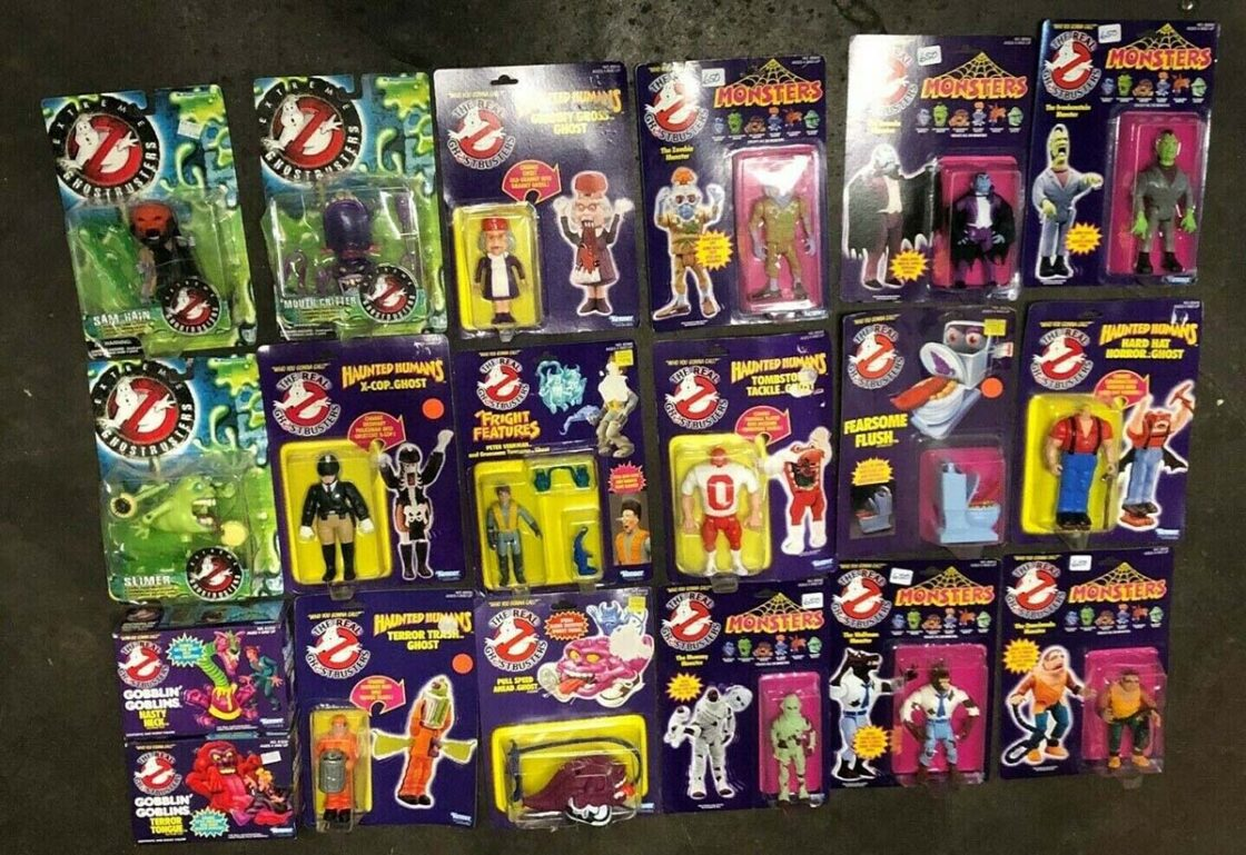 Best Place To Sell Vintage Toys Ghostbusters