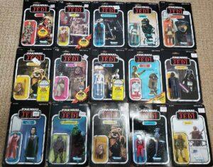 Star Wars Vintage Kenner Toys