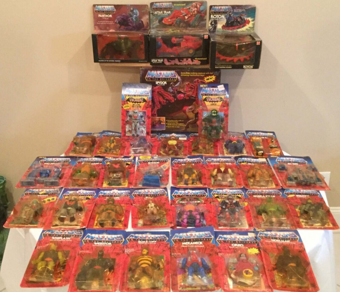 What Stores Buy He-Man Toys?
