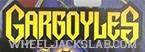 Gargoyles Action Figure Logo
