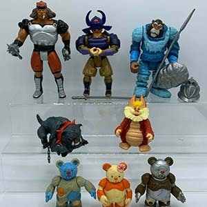 Where to Sell Thundercats Toys for Cash