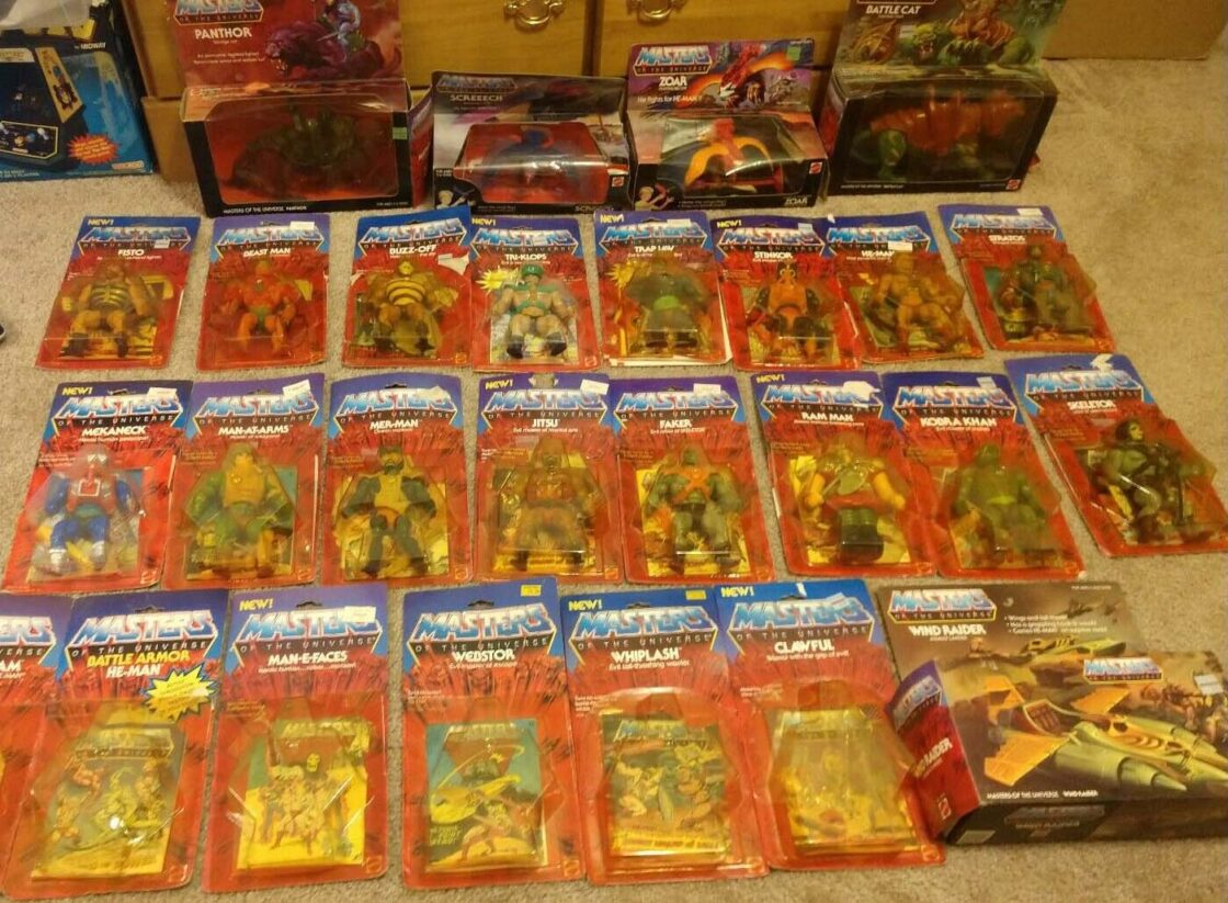 He-Man Masters of the Universe Collection