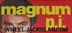 Magnum P.I. Action Figure Logo