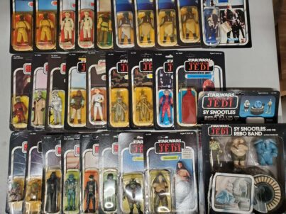 Who Buys Star Wars Vintage Toys?