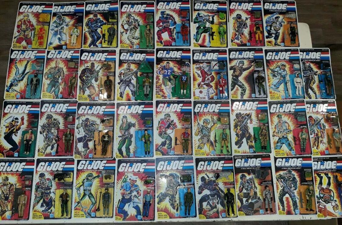 Ready to sell your G.I. Joe collection?