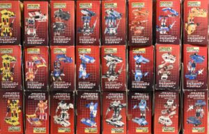 Vintage G1 Transformers Hasbro Action Figures