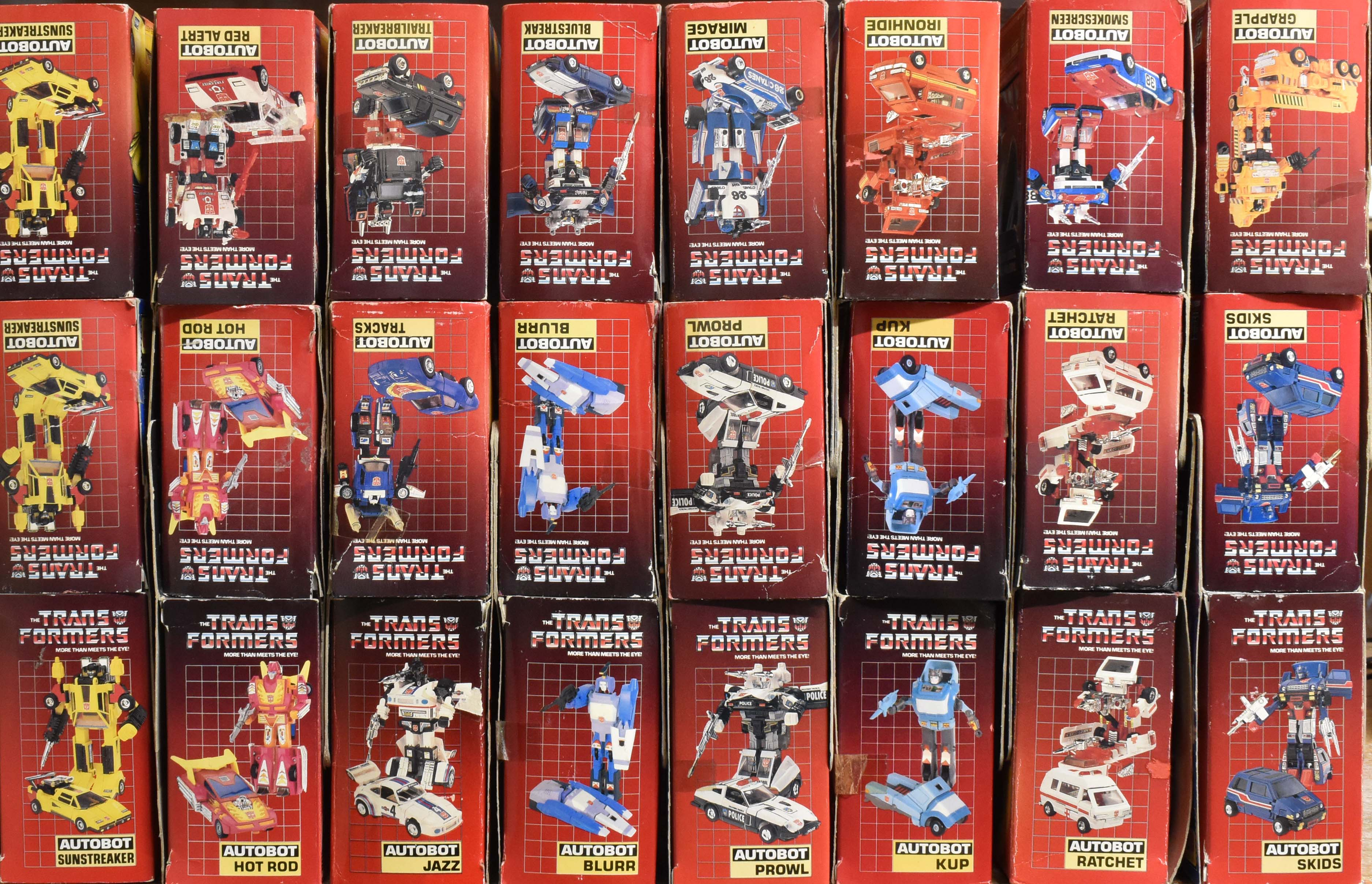 Where To Sell Transformers Toys and Get the Best Price for My Collection