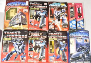 Kronoform Transformers Takara Hasbro Watches