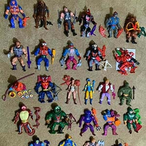 Where to Sell Used He-Man Toys?