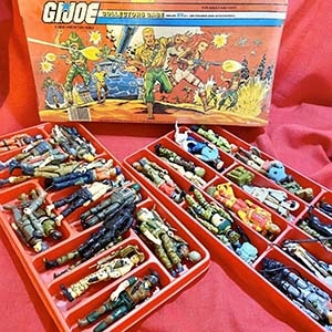 Where to Sell G.I. Joe Toys and Collectibles?