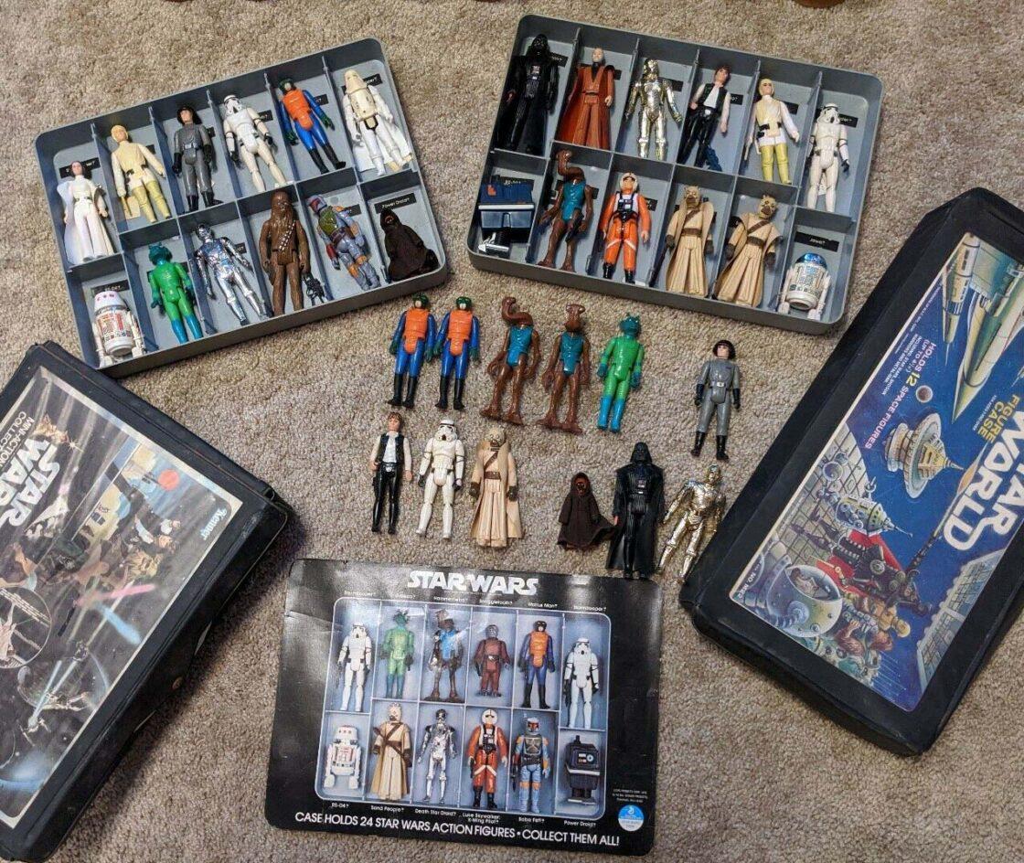 Who Buys Vintage Toys