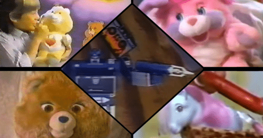 The 10 Most Amazing Toy Commercials from the 1980s