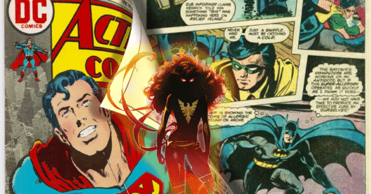 The 10 Greatest Comic Book Series of All Time