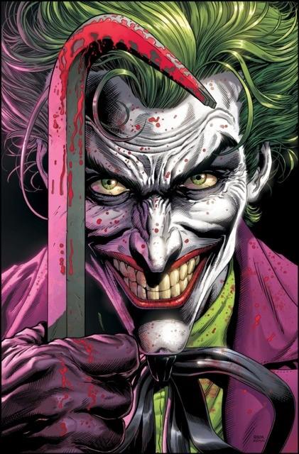 DC's The Joker