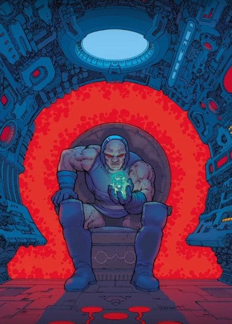 DC's Darkseid