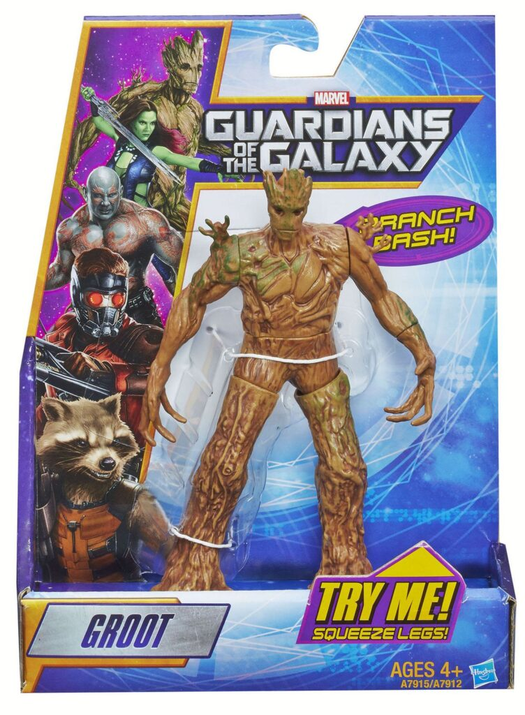 Hasbro's Guardians of the Galaxy Groot (2014)