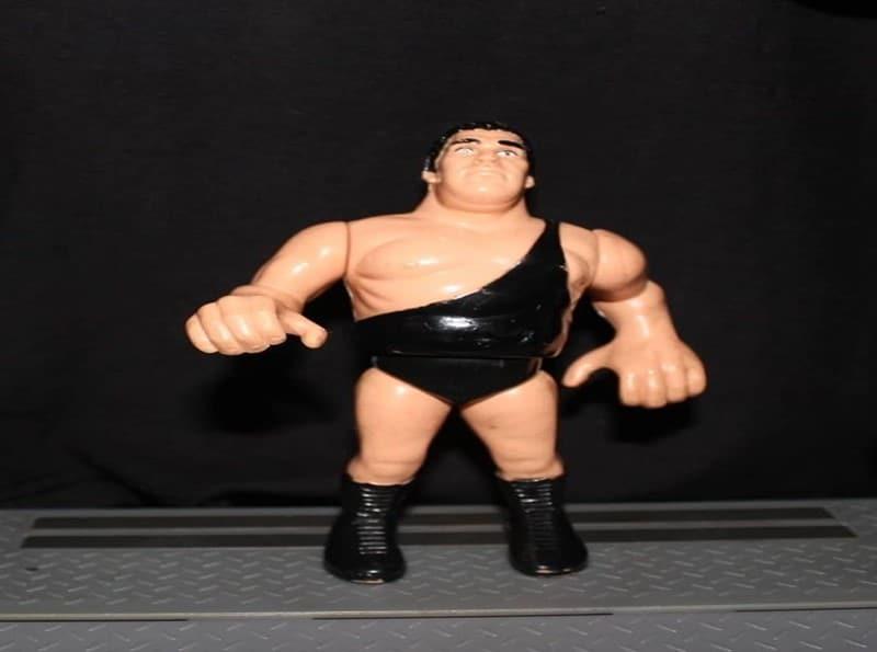 Hasbro's WWF Andre The Giant (1990)