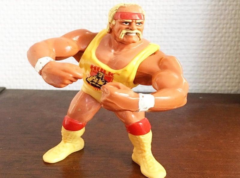 Hasbro's WWF Hulk Hogan (1991)