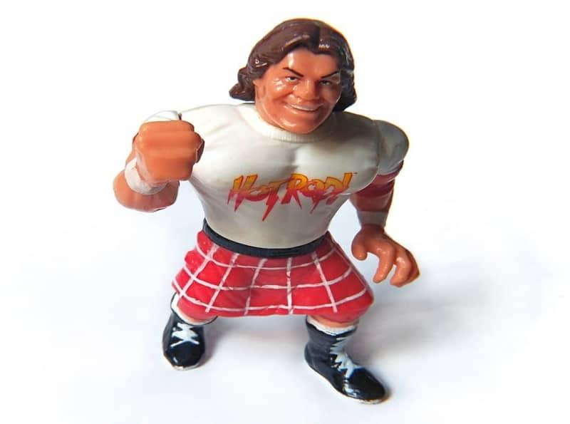 Hasbro's WWF Roddy Rowdy Piper (1991)