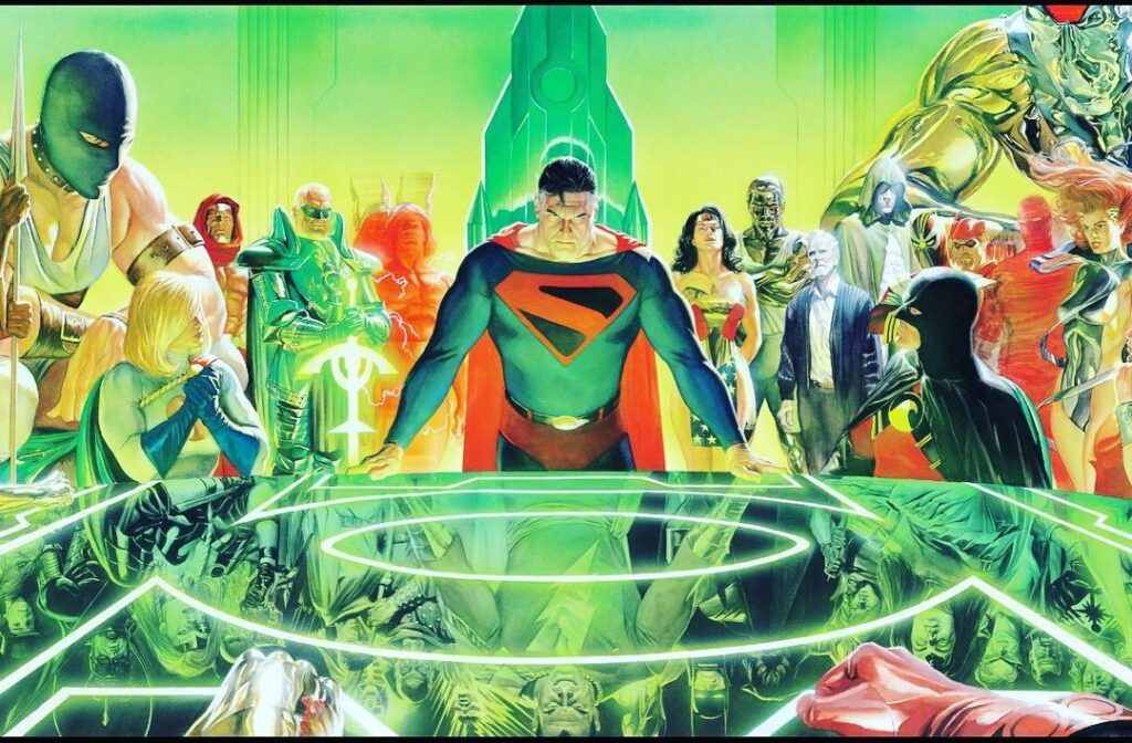 DC's Kingdom Come
