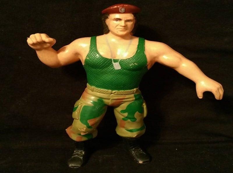 LJN's WWF Corporal Kirchner (1984)