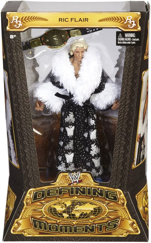 Mattel's WWE Defining Moments Ric Flair (2016)
