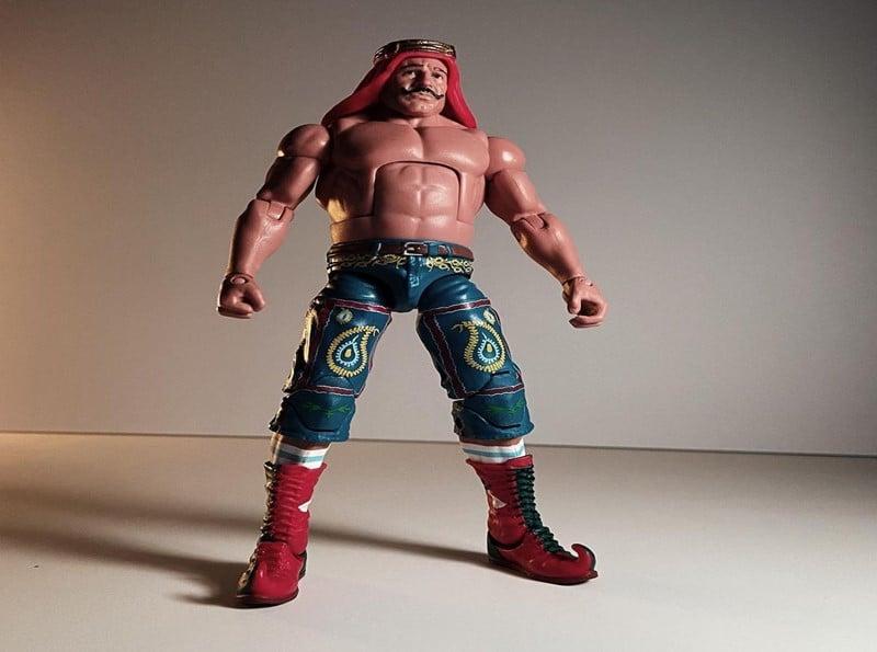 Mattel's WWE Legends The Iron Sheik (2010)